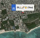 Lots and Land for Sale in Golden  Zone Playa del Carmen, Playa del Carmen, Quintana Roo $1,700,000