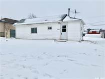 Homes for Sale in Rouleau, Saskatchewan $44,900