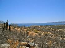 Lots and Land for Sale in East Cape, Baja California Sur $65,000