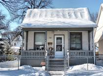 Homes Sold in Point Douglas, Winnipeg, Manitoba $139,900