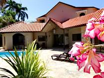 Homes for Sale in Cabarete, Puerto Plata $599,000