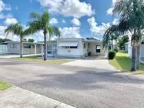 Homes for Sale in Sunnyside Mobile Home Park, Zephyrhills, Florida $7,900