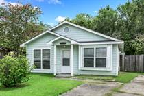 Homes for Sale in New Orleans, Louisiana $125,000