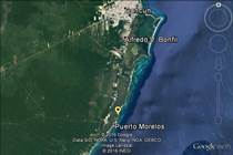 Lots and Land for Sale in Puerto Morelos, Quintana Roo $3,370,950
