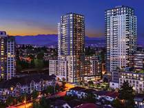 Condos for Sale in Collingwood, Vancouver, British Columbia $500,000