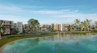 Lake, beach, and Fishing!! Punta Cana 3 brd Condos for Sale