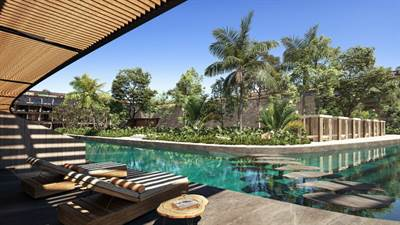 Fresh and innovate 2 Br. apartment close to the beach, Tulum