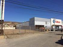 Commercial Real Estate for Rent/Lease in Colinas Del Mar, Ensenada, Baja California $1,750 monthly