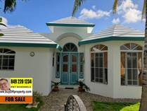 Homes for Sale in La Mulata, Sosua, Puerto Plata $165,000