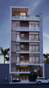 1 Bedroom 1 Bathroom Condo for Sale Close to the Ocean in Playa del Carmen DED467