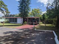 Homes Sold in Satellite Bay, Clearwater, Florida $12,500