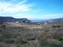 Lots and Land for Sale in La Mision, Baja California $37,500