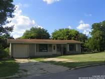 Homes for Sale in San Antonio, Texas $117,800