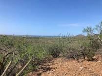 Lots and Land for Sale in El Pescadero, Baja California Sur $90,000