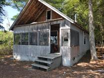 Homes for Sale in Lakeville, Maine $165,000