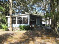 Homes for Sale in RAMBLEWOODS, Zephyrhills, Florida $29,900