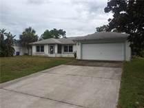 Homes for Sale in Sebastian, Florida $155,000