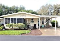 Homes Sold in Southport Springs, Zephyrhills, Florida $54,900
