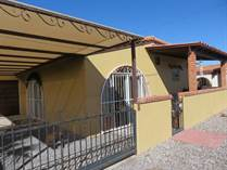 Homes for Sale in Vista Del Oro, Puerto Penasco/Rocky Point, Sonora $149,000