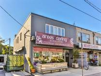 Commercial Real Estate for Sale in Toronto, Ontario $1,980,000