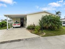Homes for Sale in Whispering Pines MHP, Kissimmee, Florida $57,500