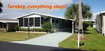 Homes for Sale in Orange Mannor West, Winter Haven, Florida $39,995