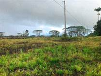 Lots and Land for Sale in Mountain View, Hawaii $60,000