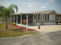 Homes for Sale in Three Lakes RV Resort, Hudson, Florida $69,900