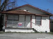 Homes for Sale in San Antonio, Texas $129,900