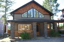Homes for Sale in The Valley's Edge Resort, Edgewater, British Columbia $355,000