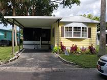 Homes for Sale in Three Seasons Mobile Home Park, Brooksville, Florida $32,000