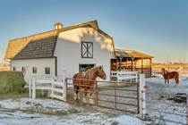 Homes Sold in Rocky View County MD, Alberta $1,095,000