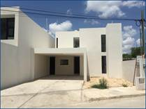 Homes for Sale in Cholul, Yucatan $99,900