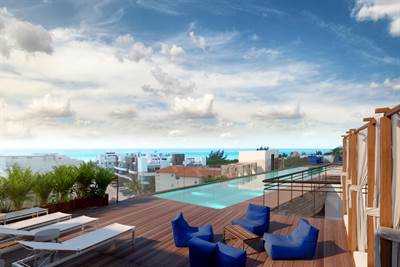 Modern 2 Br. Condo w/ Panoramic View Steps From the Beach