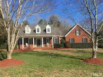 Homes for Sale in Wake Forest, North Carolina $549,000