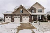 Homes for Sale in Woodcreek Crossing, Avon, Indiana $379,000