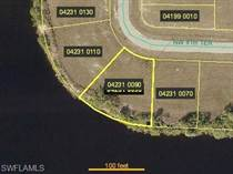 Lots and Land for Sale in Cape Coral, Florida $89,900