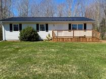 Homes for Sale in Crapaud, Prince Edward Island $219,000