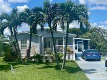 Homes for Sale in Everglades Lakes, Davie, Florida $79,995