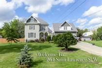 Homes Sold in Madoc Village, Madoc, Ontario $399,900