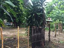 Lots and Land for Sale in Liberia, Guanacaste $46,500