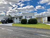 Homes for Sale in Holiday Mobile Home Park, Lakeland, Florida $7,900
