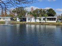 Homes for Sale in Highland Village, Lakeland, Florida $29,950