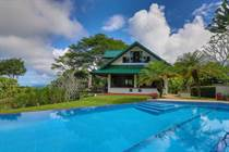 Homes for Rent/Lease in Lagunas, Puntarenas $7,000 monthly