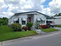 Homes for Sale in Hacienda Heights, Riverview, Florida $84,900