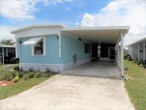 Homes for Sale in Colony Club Mobile Home Estates, Winter Haven, Florida $14,900