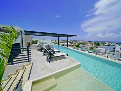 Luxury 2 Bedroom Condo For Sale in Downtown Playa del Carmen