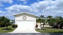 Homes for Sale in Camelot Lakes MHC, Sarasota, Florida $137,000
