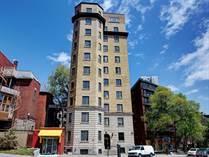 Homes Sold in Golden-Square-Mile, Montréal, Quebec $0