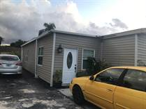 Homes for Sale in Three Lakes Mobile Home Park, Tampa, Florida $55,500